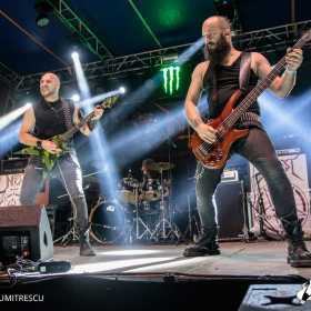 Galerie foto Rockstadt Extreme Fest second stage, 5 august 2018, Infest