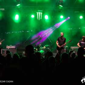 Galerie foto Rockstadt Extreme Fest second stage, 2 august 2018, Impure Wilhelmina