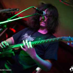 Galerie foto lansare CD Saddayah, Claymore si Linear Disorder in Yellow Club, Linear Disorder