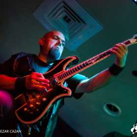 Galerie foto lansare CD Saddayah, Claymore si Linear Disorder in Yellow Club, Claymore