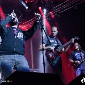 Galerie foto Metal Gates Festival, 17 octombrie 2018, Distorted Force