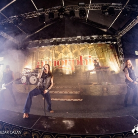 Galerie foto Amorphis, Soilwork, Jinjer si Nailed to Obscurity la Arenele Romane, Amorphis