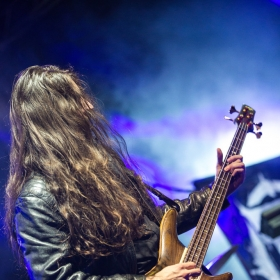 Galerie foto Amorphis, Soilwork, Jinjer si Nailed to Obscurity la Arenele Romane, Nailed to Obscurity