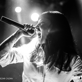 Galerie foto Amorphis, Soilwork, Jinjer si Nailed to Obscurity la Arenele Romane, Jinjer