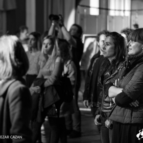 Galerie foto eveniment caritabil 'Stage Moments' cu trupele E.M.I.L. si Orkid, stage photo