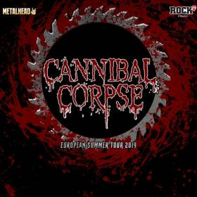 Cronică de concert Cannibal Corpse la Quantic Open Air