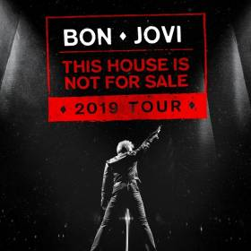 Cronică de concert BON JOVI ÎN PIAȚA CONSTITUȚIEI - THIS HOUSE IS NOT FOR SALE TOUR 2019