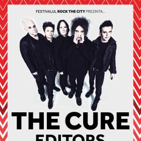 Cronică de concert Rock the City prezinta: The Cure, Editors, God Is An Astronaut, Piața Constituției, 22 iulie 2019