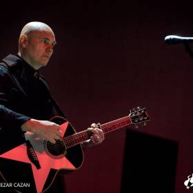 Galerie foto Billy Corgan la Beraria H, Billy Corgan
