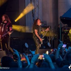 Galerie foto Slayer - Final Show in Romania la Arenele Romane, 10 iulie 2019, Slayer