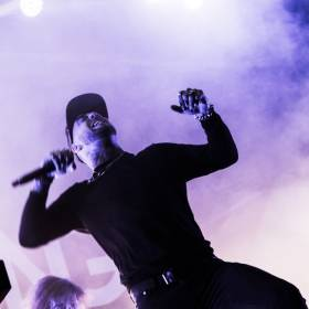 Galerie foto Rockstadt Extreme Fest 2019, ziua 1 - scena Brasov, Betraying The Martyrs