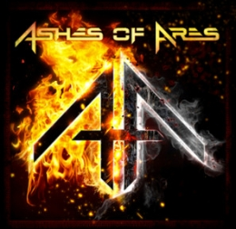CD straine - ASHES OF ARES - ASHES OF ARES #0002758