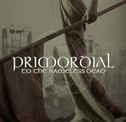 CD straine - PRIMORDIAL - TO THE NAMELESS DEAD #0002736