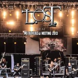 CD-uri romanesti - L.O.S.T. - LIVE AT METALHEAD MEETING 2013 #0002847