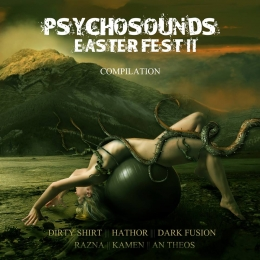 CD-uri romanesti - PSYCHOSOUNDS EASTER FEST II COMPILATION #0002867