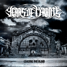 CD straine - YEARS OF TYRANTS - LEADING THE BLIND #0002889