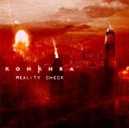 CD straine - KONKHRA - REALITY CHECK #0003001