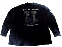 Tricouri trupe straine - TRISTANIA - WORLD OF GLASS (maneca lunga) #0003082