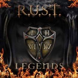 CD-uri romanesti - R.U.S.T. - LEGENDS #0003193