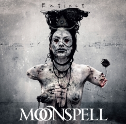 CD straine - MOONSPELL - EXTINCT #0003206