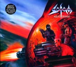CD straine - SODOM - AGENT ORANGE #0003285