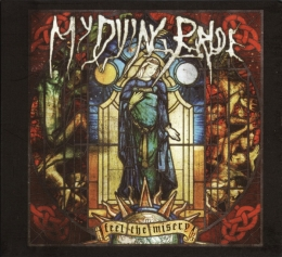 CD straine - MY DYING BRIDE - FEEL THE MISERY #0003397