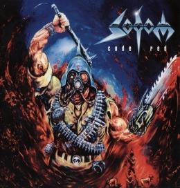 CD straine - SODOM - CODE RED #0003478