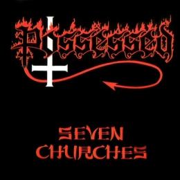 CD straine - POSSESSED - SEVEN CHURCHES #0003589