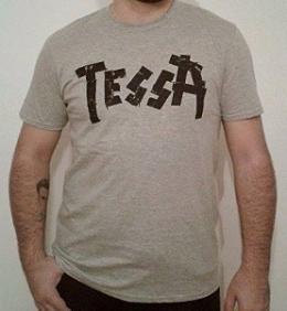 Tricouri trupe romanesti - TESSA - LOGO (gri) #0003598