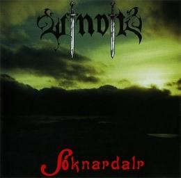 CD straine - WINDIR - SOKNARDALR #0003670