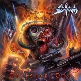 CD straine - SODOM - DECISION DAY #0003760