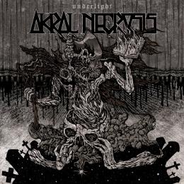 CD-uri romanesti - AKRAL NECROSIS - UNDERLIGHT #0003804