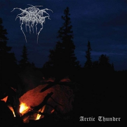 CD straine - DARKTHRONE - ARCTIC THUNDER #0003806
