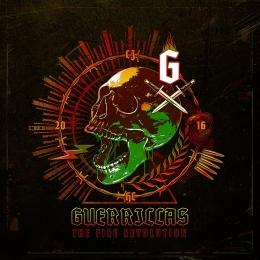 CD-uri romanesti - GUERRILLAS - THE FIRE REVOLUTION #0003848