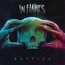 CD straine - IN FLAMES - BATTLES #0003834