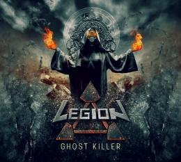 CD-uri romanesti - LEGION - GHOST KILLER #0003823