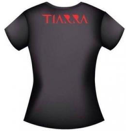 Tricouri trupe romanesti - TIARRA - DESIGN FESTIV (girlie) #0003886