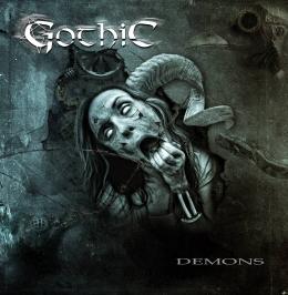 CD-uri romanesti - GOTHIC - DEMONS #0003901