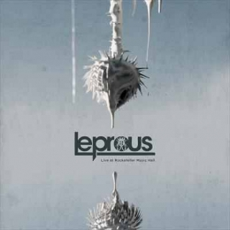 CD straine - LEPROUS - LIVE AT ROCKEFELLER MUSIC HALL #0003900