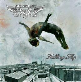 CD-uri romanesti - SCARLET AURA - FALLING SKY #0003896