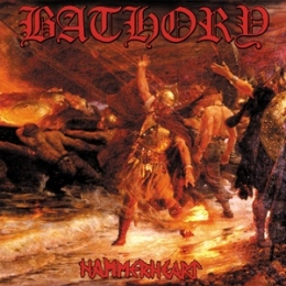 CD straine - BATHORY - HAMMERHEART #0003926