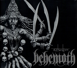CD straine - BEHEMOTH - EZKATON #0003919