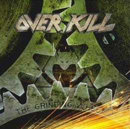 CD straine - OVERKILL - THE GRINDING WHEEL #0003924