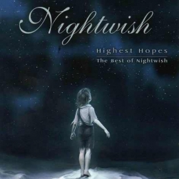 CD straine - NIGHTWISH - HIGHEST HOPES #0003958