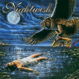 CD straine - NIGHTWISH - OCEANBORN #0001460