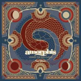 CD straine - AMORPHIS - UNDER THE RED CLOUD TOUR EDITION #0004029
