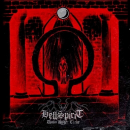 CD straine - HELLSPIRIT - DAWN UNDER CURSE #0004008