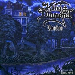 CD straine - KING DIAMOND - VOODOO #0004030