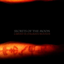 CD straine - SECRETS OF THE MOON - CARVED IN STIGMATA WOUNDS #0004045