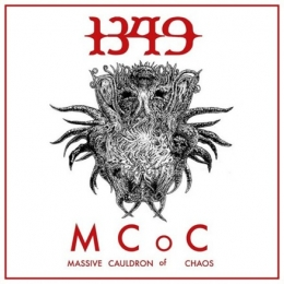 CD straine - 1349 - MASSIVE CAULDRON OF CHAOS #0004063